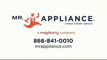 Mr. Appliance TV Spot, 'Is Your Dryer on Vacation?' - Thumbnail 8