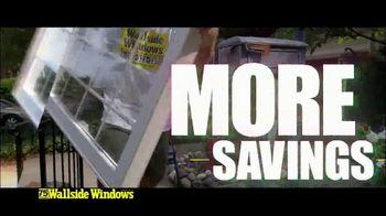 Wallside Windows TV Spot, 'Get More: Half-Off' - Thumbnail 1
