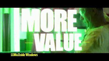 Wallside Windows TV Spot, 'Get More: Half-Off' - Thumbnail 3