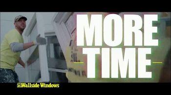 Wallside Windows TV Spot, 'Get More: Half-Off' - Thumbnail 4