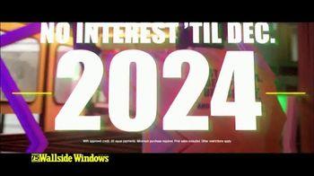 Wallside Windows TV Spot, 'Get More: Half-Off' - Thumbnail 5
