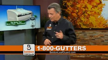 Beldon LeafGuard TV Spot, 'Clogged Gutters: 75 Percent Off' - Thumbnail 6