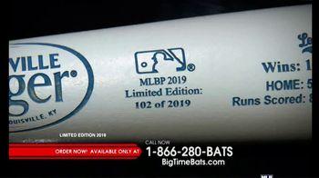 Big Time Bats TV Spot, '2019 Los Angeles Dodgers Most Regular Season Wins' - Thumbnail 4