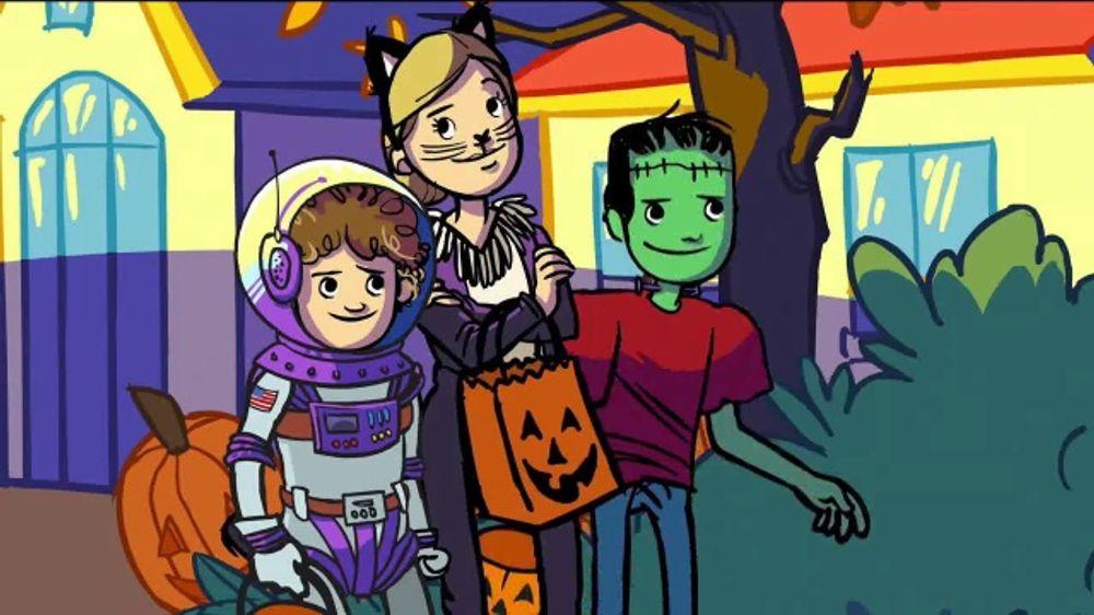 Boch Family Foundation TV Commercial, 'Halloween'