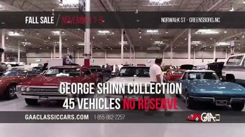 GAA Classic Cars Fall Sale TV Spot, '2019 Greensboro' - Thumbnail 7