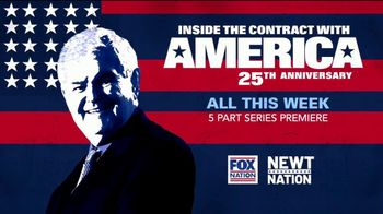 FOX Nation TV Spot, 'Inside the Contract With America' - Thumbnail 9