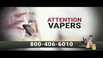 Gold Shield Group TV Spot, 'Attention Vapers' - Thumbnail 1