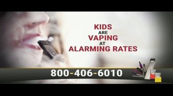 Gold Shield Group TV Spot, \'Attention Vapers\'