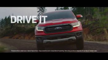 Ford Ranger TV Spot, 'Drive It: Off the Grid' Song by Little Richard [T1] - Thumbnail 1