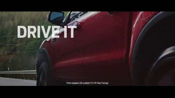 Ford Ranger TV Spot, 'Drive It: Off the Grid' Song by Little Richard [T1] - Thumbnail 4