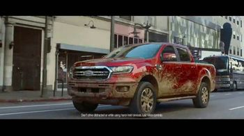 Ford Ranger TV Spot, \'Drive It: Off the Grid\' Song by Little Richard [T1]
