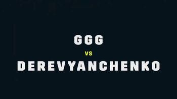 DAZN TV Spot, 'GGG vs. Derevyanchenko' [Spanish] - 109 commercial airings