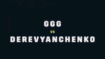 DAZN TV Spot, 'GGG vs. Derevyanchenko' [Spanish] - 109 commercial airings