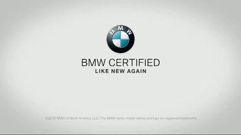 BMW Certified TV Spot, 'Handyman' [T2] - Thumbnail 9
