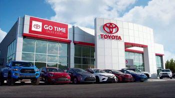 Toyota Go Time Sales Event TV Spot, 'Kick Up Some Dirt' [T2] - Thumbnail 2