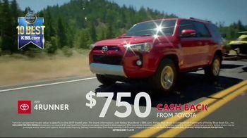 Toyota Go Time Sales Event TV Spot, 'Kick Up Some Dirt' [T2] - Thumbnail 3