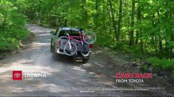 Toyota Go Time Sales Event TV Spot, 'Kick Up Some Dirt' [T2] - Thumbnail 5