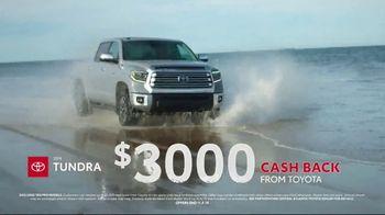 Toyota Go Time Sales Event TV Spot, 'Kick Up Some Dirt' [T2] - Thumbnail 6