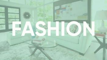 Rooms to Go Cindy Crawford Colors Collection TV Spot, 'Splash of Color' - Thumbnail 3