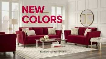 Rooms to Go Cindy Crawford Colors Collection TV Spot, 'Splash of Color' - Thumbnail 9