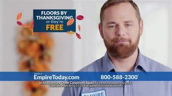 Empire Today TV Spot, '2019 Thanksgiving'