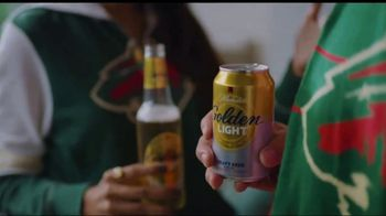 Michelob Golden Light TV Spot, 'Home Ice Advantage' Song by Yam Haus - Thumbnail 5