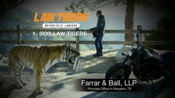 Law Tigers TV Spot, 'We Travel the Same Road' - Thumbnail 10