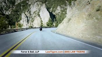 Law Tigers TV Spot, 'We Travel the Same Road' - Thumbnail 5