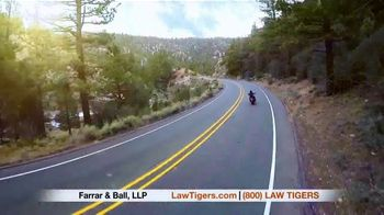 Law Tigers TV Spot, 'We Travel the Same Road' - Thumbnail 6