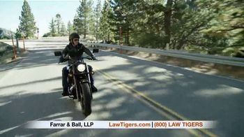 Law Tigers TV Spot, 'We Travel the Same Road' - Thumbnail 8