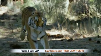 Law Tigers TV Spot, 'We Travel the Same Road' - Thumbnail 9