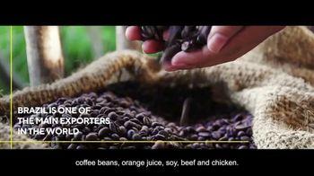 Visit Brasil TV Spot, 'Brazil by Brasil: Agricultural Producer'