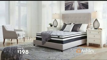 Ashley HomeStore Discover Mattress Savings Event TV Spot, 'Chime and Tempur-Pedic' - Thumbnail 4