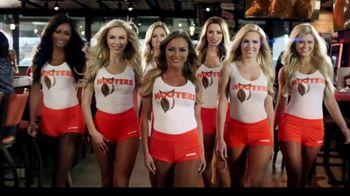 Hooters TV Spot, 'You Love Football: MoneyBall'