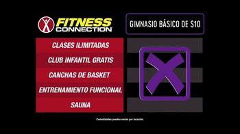 Fitness Connection TV Spot, 'Gimnasios básicos' [Spanish] - Thumbnail 2