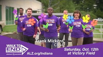 Alzheimer's Association TV Spot, 'CBS 4: Walk to End Alzheimer's' - Thumbnail 1