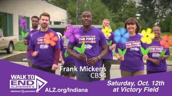 Alzheimer's Association TV Spot, 'CBS 4: Walk to End Alzheimer's' - Thumbnail 2