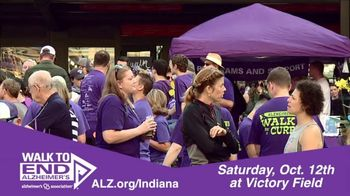 Alzheimer's Association TV Spot, 'CBS 4: Walk to End Alzheimer's' - Thumbnail 3