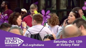 Alzheimer's Association TV Spot, 'CBS 4: Walk to End Alzheimer's' - Thumbnail 4