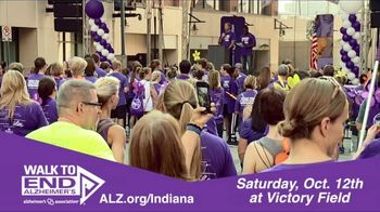 Alzheimer's Association TV Spot, 'CBS 4: Walk to End Alzheimer's' - Thumbnail 5