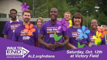 Alzheimer's Association TV Spot, 'CBS 4: Walk to End Alzheimer's' - Thumbnail 6