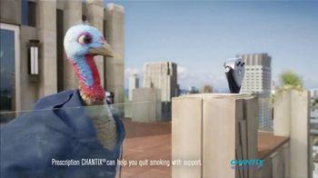 Chantix TV Spot, 'Cold Turkey: Skyscraper'