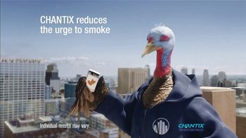 Chantix TV Spot, 'Cold Turkey: Skyscraper' - Thumbnail 4