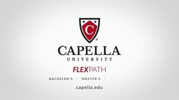 Capella University TV Spot, 'FlexPath: The Future Is Here' - Thumbnail 7