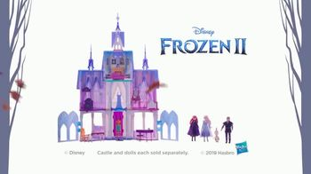 Disney Frozen 2 Ultimate Arendelle Castle TV Spot, 'Explore the Castle' - Thumbnail 9