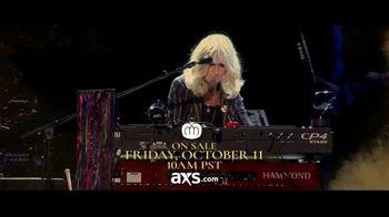 Fleetwood Mac World Tour TV Spot, '2019 Las Vegas: T-Mobile Arena' - 9 commercial airings
