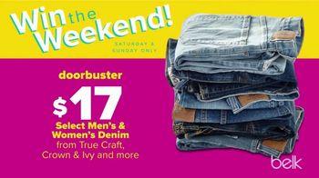 Belk Friends & Family Sale TV Spot, 'Win the Weekend' - Thumbnail 5