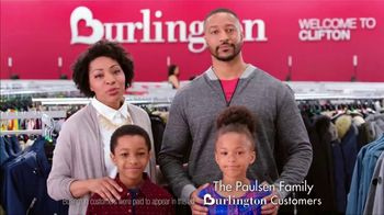 Burlington TV Spot, 'More than Just a Coat Factory'
