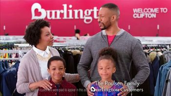 Burlington TV Spot, 'More than Just a Coat Factory' - Thumbnail 3