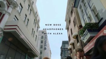 Bose Noise Cancelling Headphones 700 TV Spot, 'Haircut: Alexa' Song by Genesis Owusu - Thumbnail 10